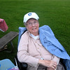 Granny's 91st Birthday : On June 22nd a bunch of us headed to a park to celebrate Marion Campbell's (aka: &quot;GRANNY&quot;) 91st birthday.  Unexpected rain showers moved us under the shelter about an hour into the picnic, but the sun came out again so that most of us could make fools of ourselves playing ladder golf.
