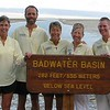 Badwater 2008 - Mary's turn : After crewing at the Badwater Ultramarathon -- 135 miles from Badwater in Death Valley to the Portal Trail of Mt. Whitney  I decided to give it a try myself this year.  My crew included Bonnie Busch, Nikki Seger, Stephanie Astell and Scott Jacaway.  All except Stephanie were veteran race finishers and crew people.  Competitors have 60 hours to complete the event and I hoped to go under 48 to &quot;buckle.&quot;  I squeezed in just seconds under 46 hours.  Many thanks to my crew, without which I could have never done this -- SERIOUSLY!  BTW, thanks to my crew for the photos posted, as well as the Badwater staff -- several photos are taken from the race website:  http://www.badwater.com.