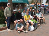 Catalina Marathon 07 : A bunch of us from Milwaukee (TPs and Striders) went to the Catalina Marathon.  The race was March 17, St. Patty's Day.  A good time was had by all, except poor Sally, who caught the flu.  And, of course, all of us toasted Betty at some time during the weekend.  Betty was stuck at home, the victim of FOUR broken bones suffered in a fall at a training run the week before.  Brummercrud!