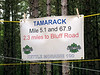 KM 100 2007 - Tamarack Aid Station : Every year the Li'l Mister and I host the Tamarack Aid Station at the Kettle Moraine 100, a 100-mile running race in Wisconsin's Kettle Moraine State Forest, about 45 minutes southwest of Milwaukee.  We see the 100-milers four times:  at mile 5, 57&amp;#43;, 67&amp;#43;, and 95.  Many thanks to our volunteers who included Nancy Sellars, Cheryl Schmelzer, Paul Gionfriddo,  Julie Schroeder, Bob Scherer, Ian Stevens, Eileen Sherburne, Flora Sherburne, Uncle Al Sauld, Debbie McKinzie, Tom Chopp and Julie Aistars.