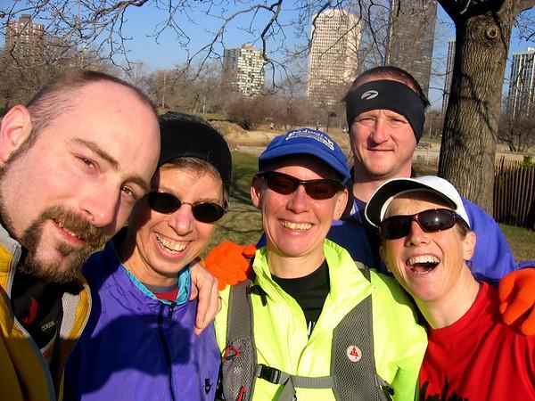 Chicago Lakefront 50K Spring 08